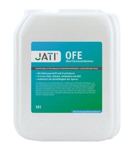 JATI OFE Oberflächenentkeimer Kanister 10 Liter
