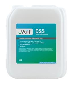 Jati Dachstuhl-Schaum Kanister 10 Liter