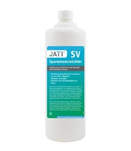 Jati Sporen-Vernichter Flasche 1 Liter